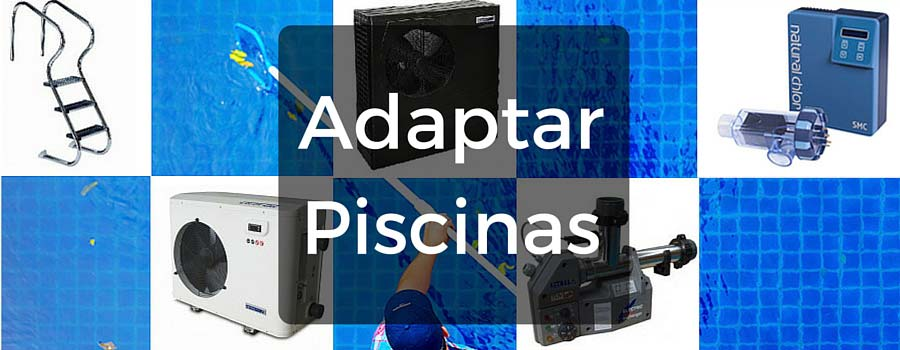 Adaptar piscinas